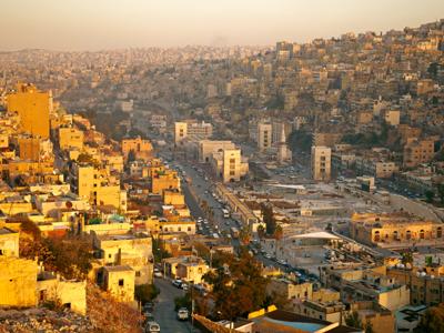 Cairo - Amman