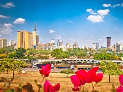 Nairobi Arrival