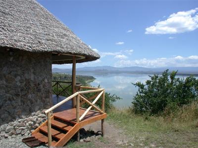 Nairobi Arrival - Lake Naivasha