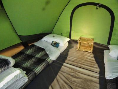 Baja Camping - Magdalena Bay