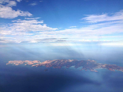 Espíritu Santo Island - La Paz