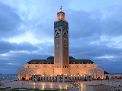 Casablanca Arrival