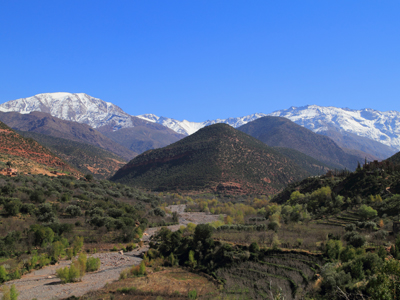 Marrakesh - Atlas Mountains