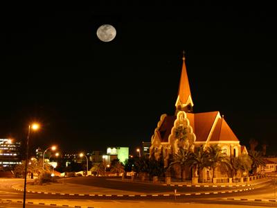 Erongo - Windhoek Departure