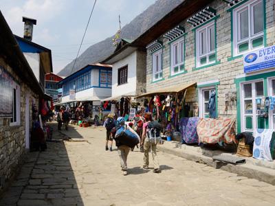 Kathmandu - Everest Basecamp Trek