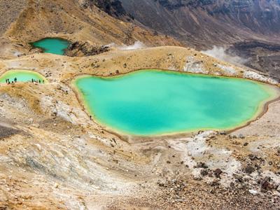 Taupo - Tongariro National Park