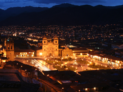 Cusco Departure