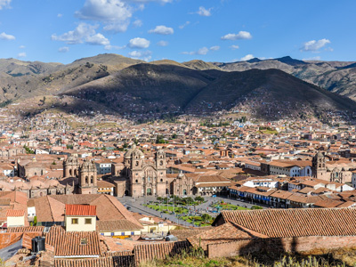 Cusco Arrival