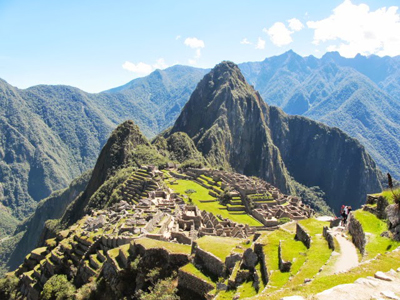 Ollantaytambo - Short Inca Trail - Machu Picchu