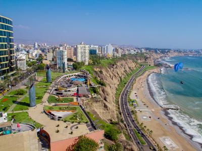Lima Departure