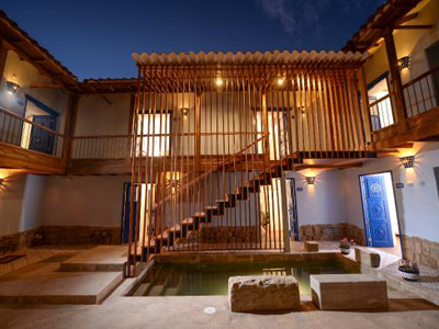 Quinta San Blas by Ananay