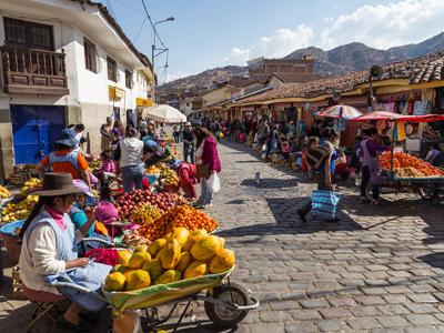 Lima - Cusco