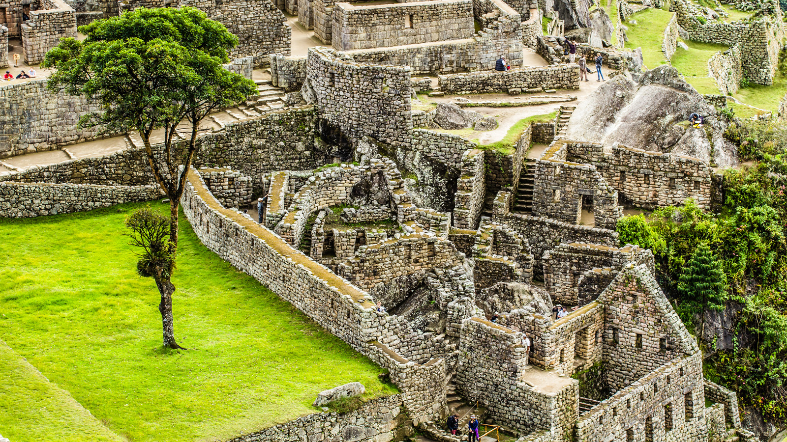 Adventure to Machu Picchu