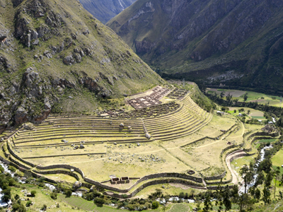 Sacred Valley - Inca Trail
