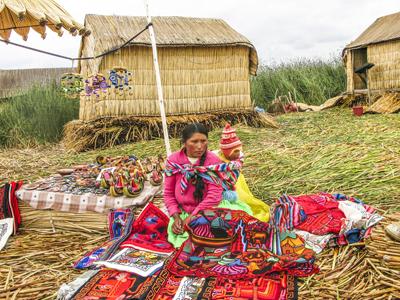 Lake Titicaca - Cusco