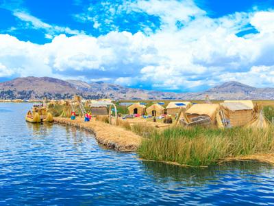 Colca Canyon - Lake Titicaca