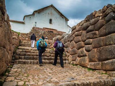 Cusco - Lamay Lodge