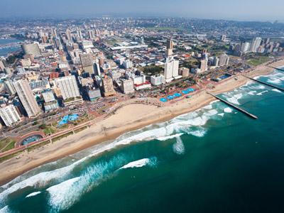 Johannesburg Arrival - Durban
