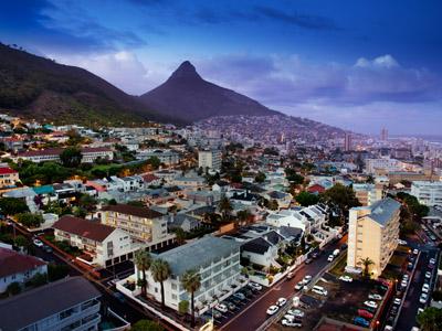 Johannesburg - Cape Town