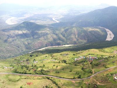 Swaziland - Zululand