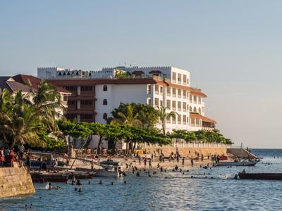 Zanzibar - Dar es Salaam Departure