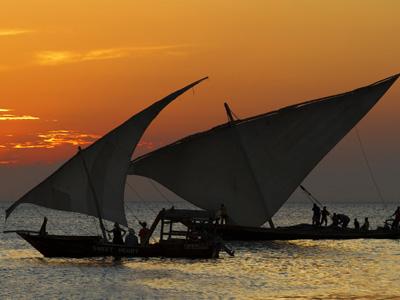 Zanzibar Departure