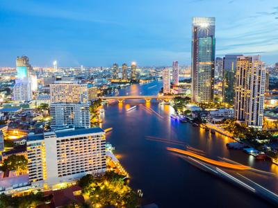 Bangkok Arrival