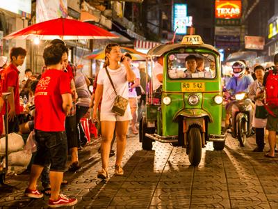 Koh Kong - Bangkok