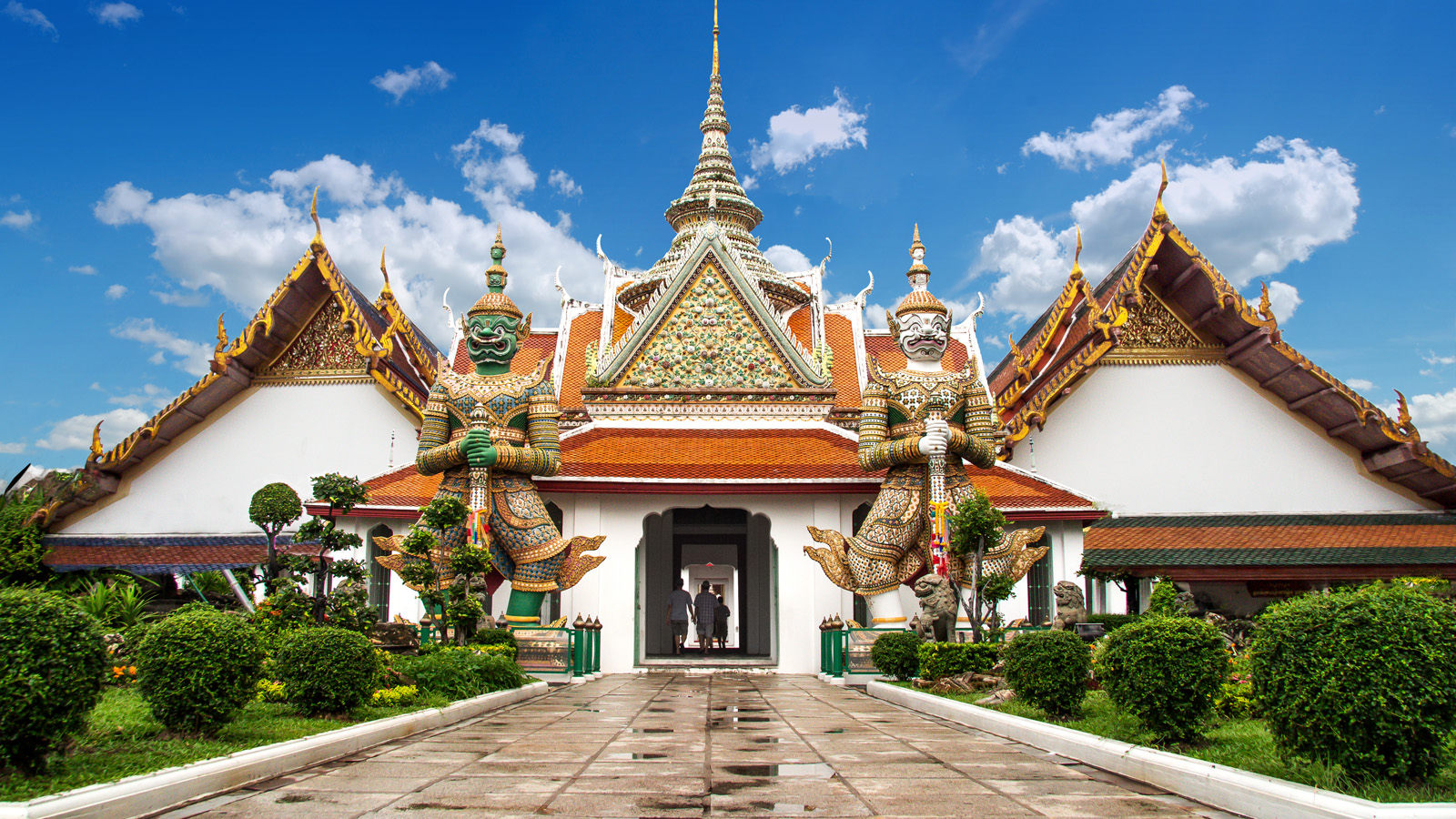 Tours to Thailand