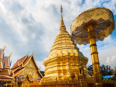 Siem Reap - Bangkok - Chiang Mai