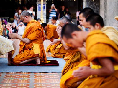 Kanchanaburi - Bangkok - Chiang Mai