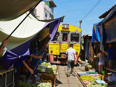 Bangkok - Siem Reap