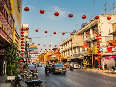 Ayutthaya - Lopburi - Phitsanulok