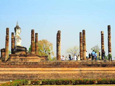 Sukhothai - Lampang