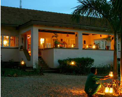 The Boma Lodge
