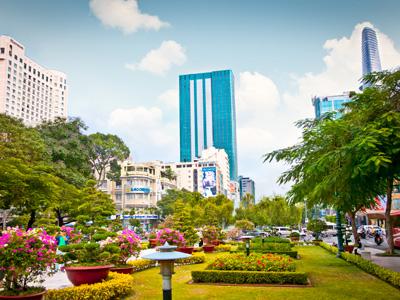 Ho Chi Minh City Arrival