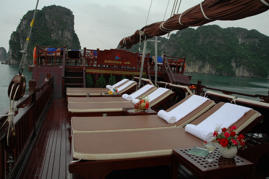 Ha Long Bay - Hanoi - Hue
