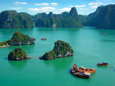 Ha Long Bay - Hanoi - Lao Cai