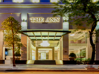 The Ann hotel