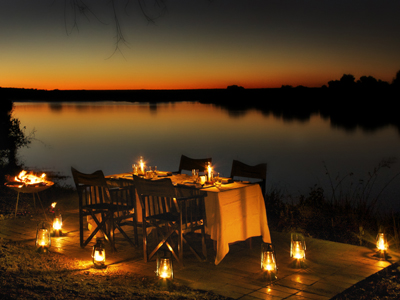 Zambezi Departure
